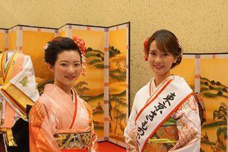 東京きものの女王